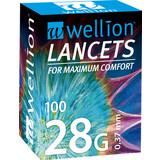Wellion Lanzetten 28G 100 Stk Blutzucker Zubehör