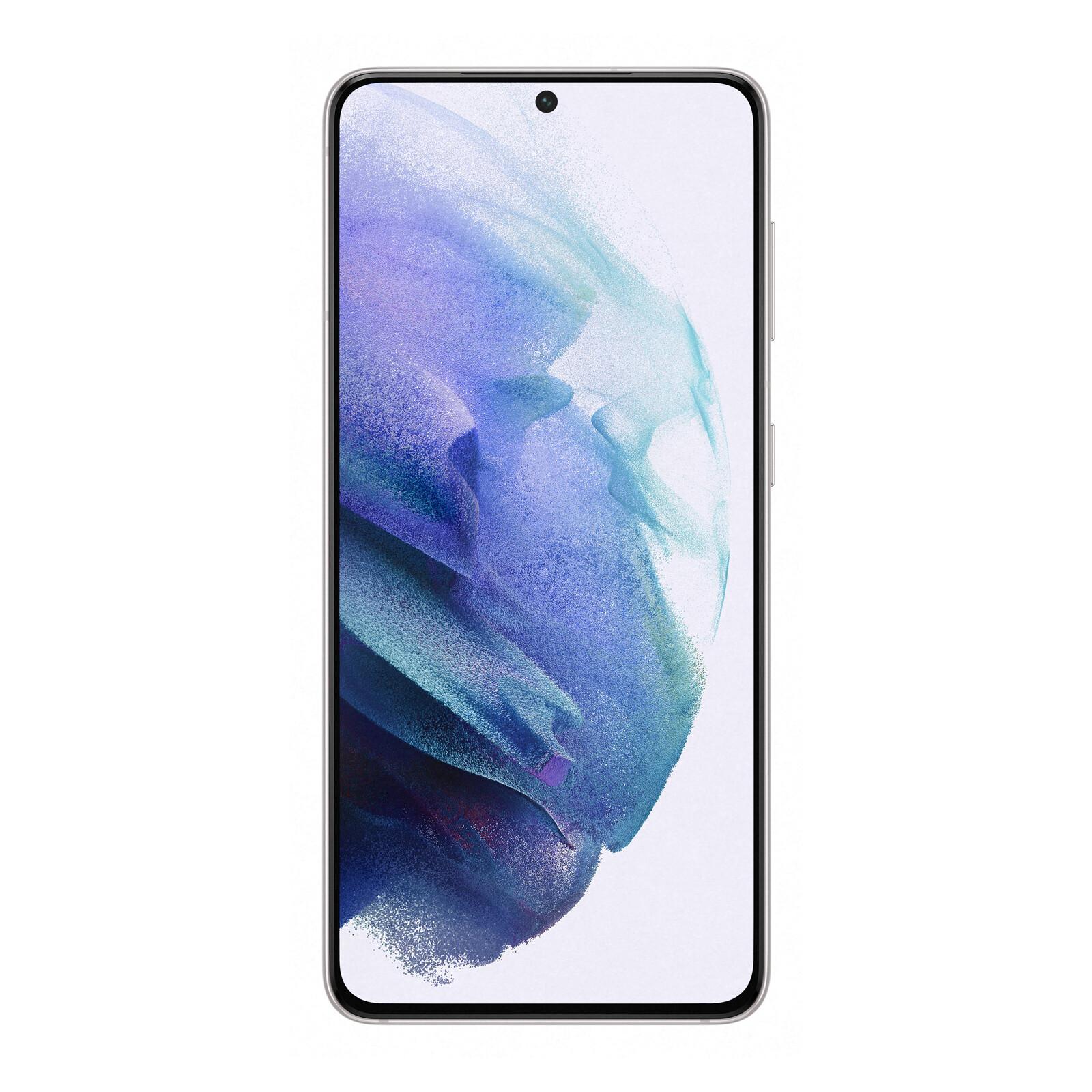Samsung Galaxy S21 5G 256GB white