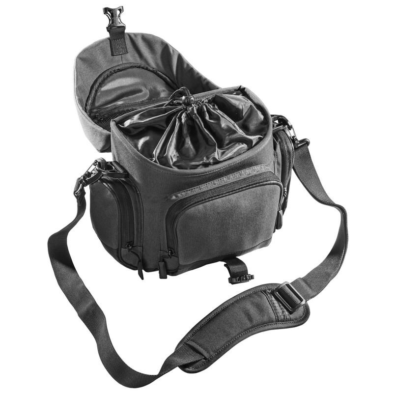 Mantona Premium Kameratasche anthrazit