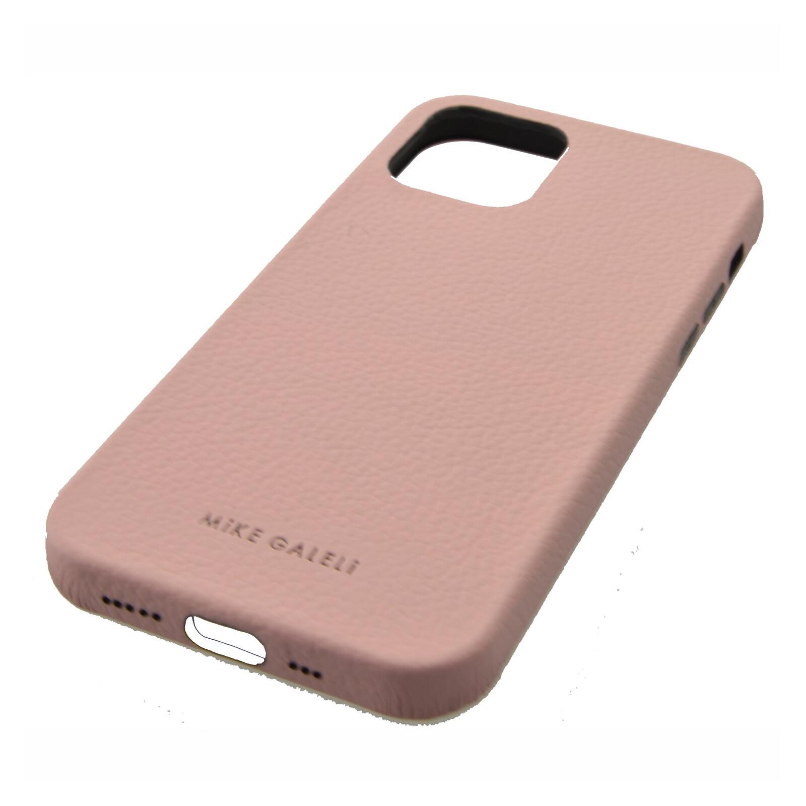Galeli Backcover FINN Apple iPhone 12  Max/ Pro rose tan