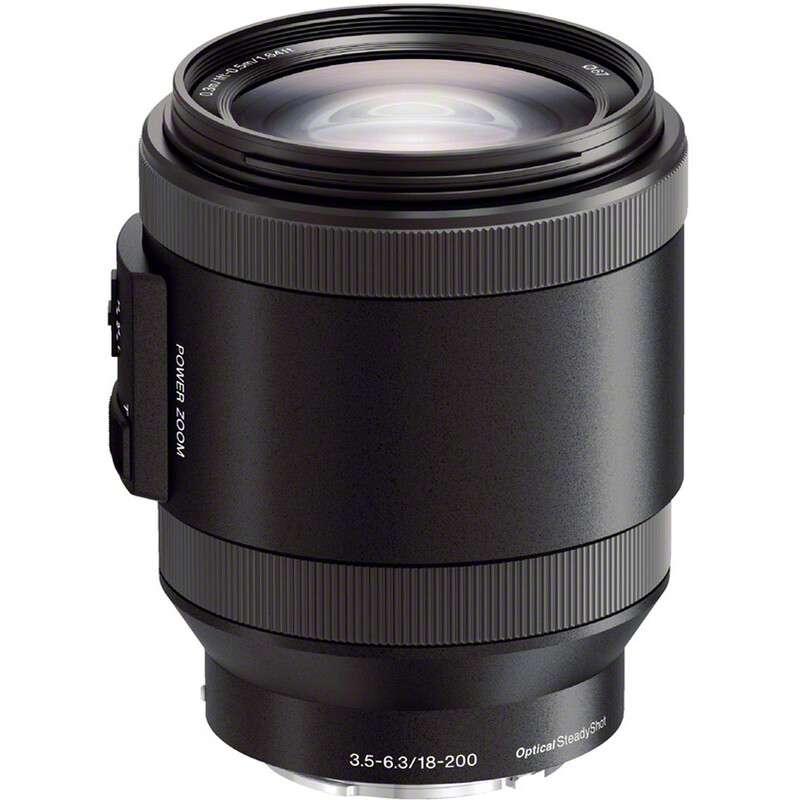 Sony SELP 18-200/3,5-6,3 OSS