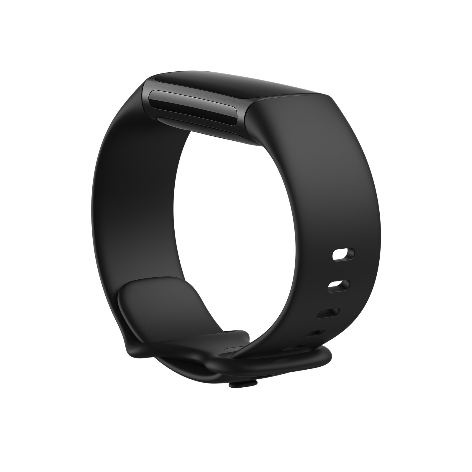 Fitbit Charge 5 Infinity Band Black Large
