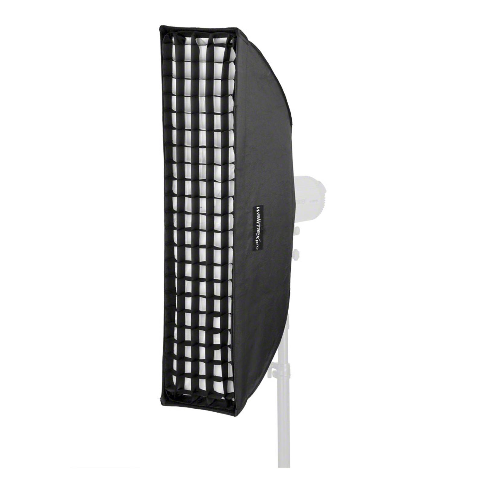 walimex pro Striplight PLUS 25x90cm für Elinchrom