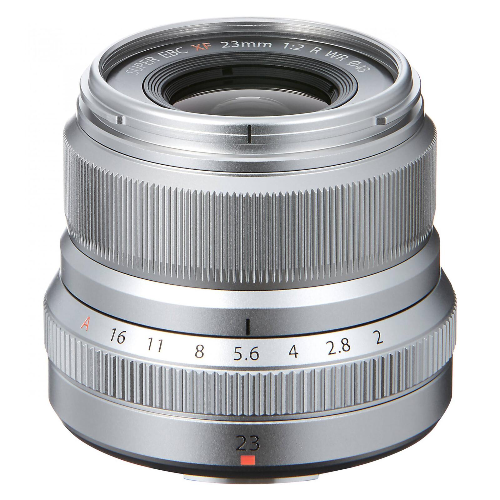 Fujinon XF 23/2,0R WR Silber