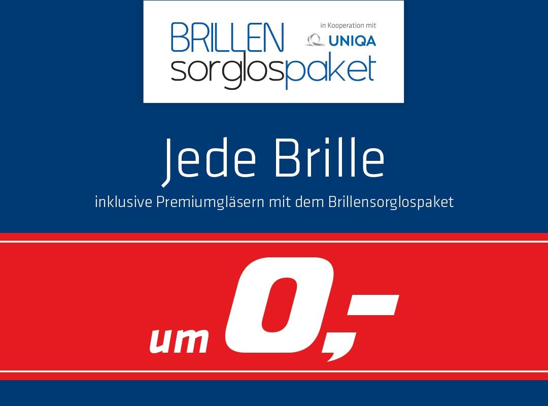Informationen zum Brillensorglospaket von Hartlauer sowie zu den Premiumgläsern