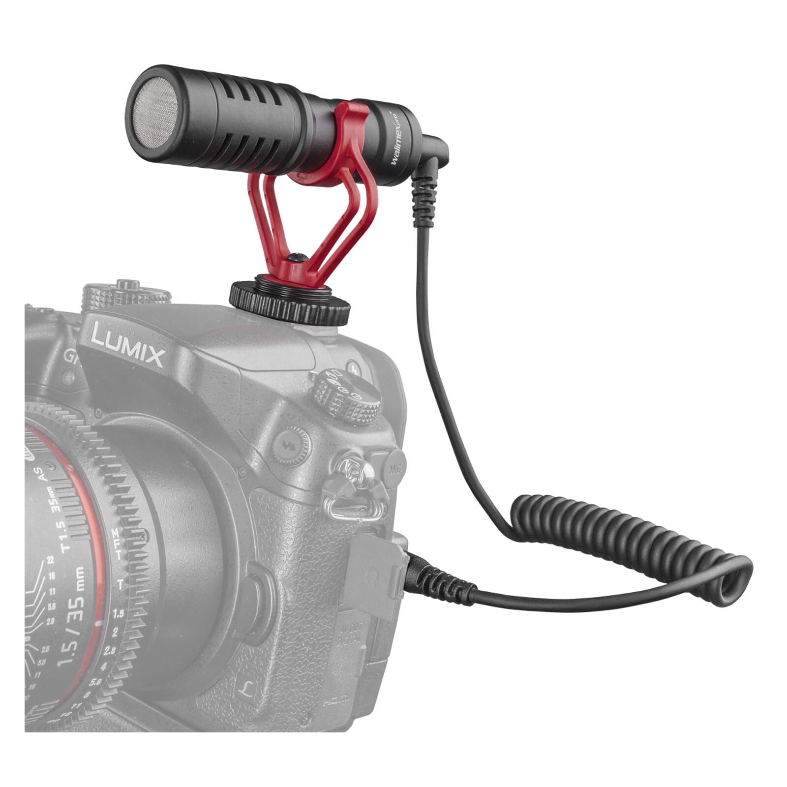 Walimex pro Richtmikrofon VLOG