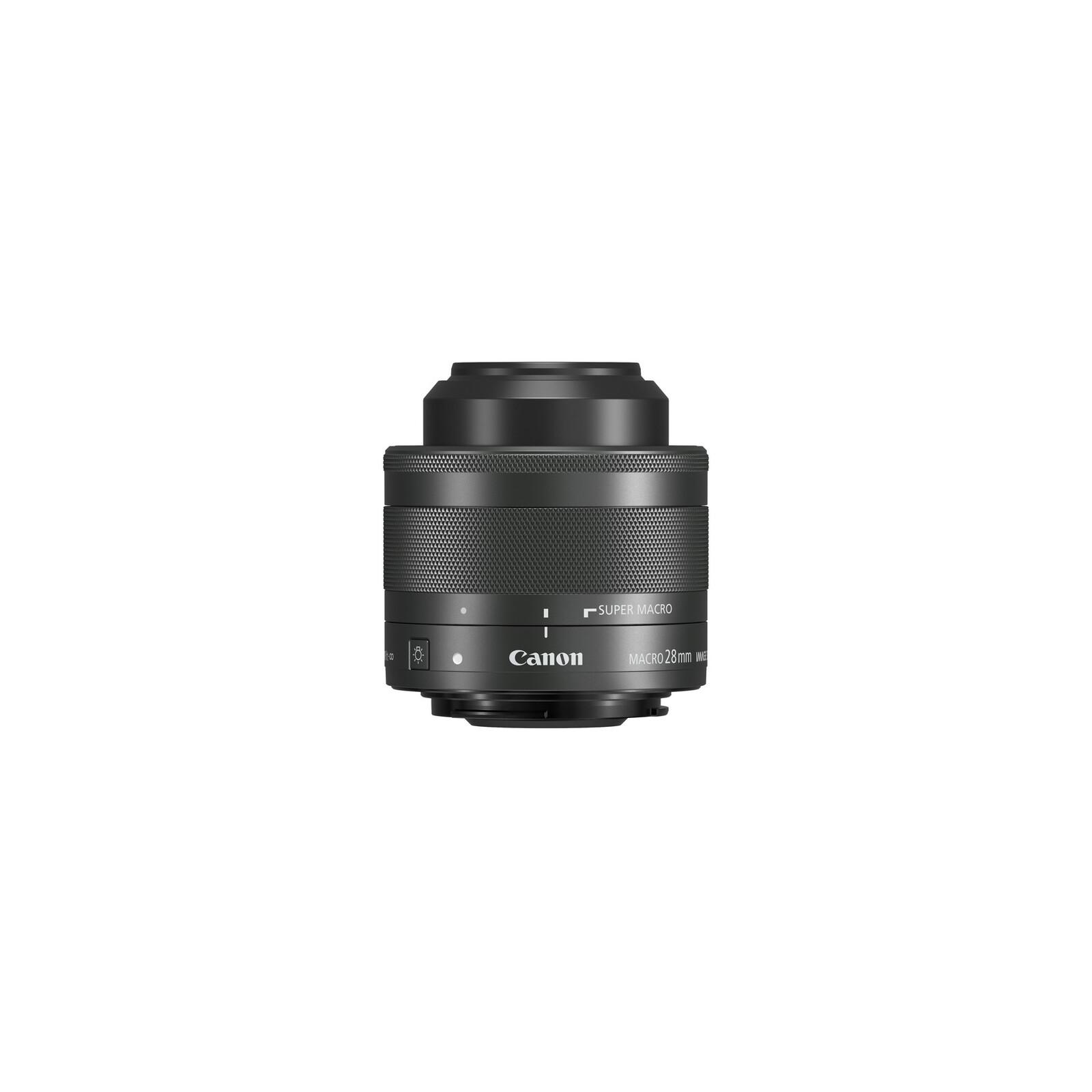 Canon EF-M 28/3,5 IS STM Makro