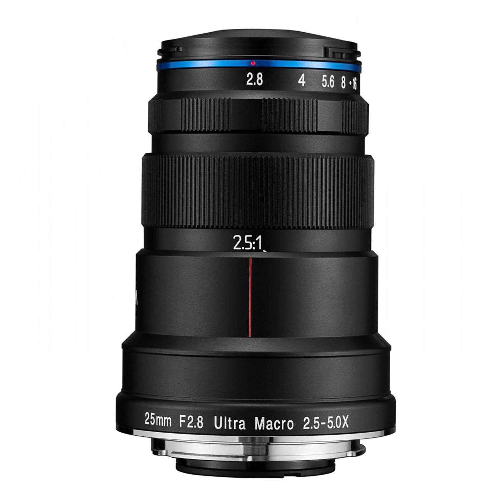 LAOWA 25/2,8 Ultra Makro 2,5-5X Pentax K