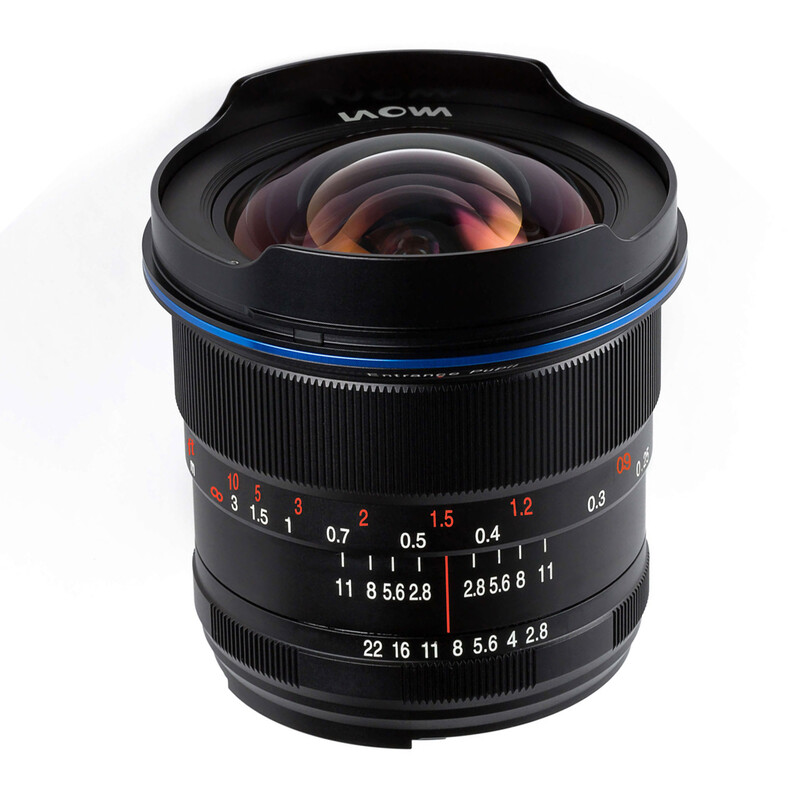 LAOWA 12/2,8 Zero-D Canon RF