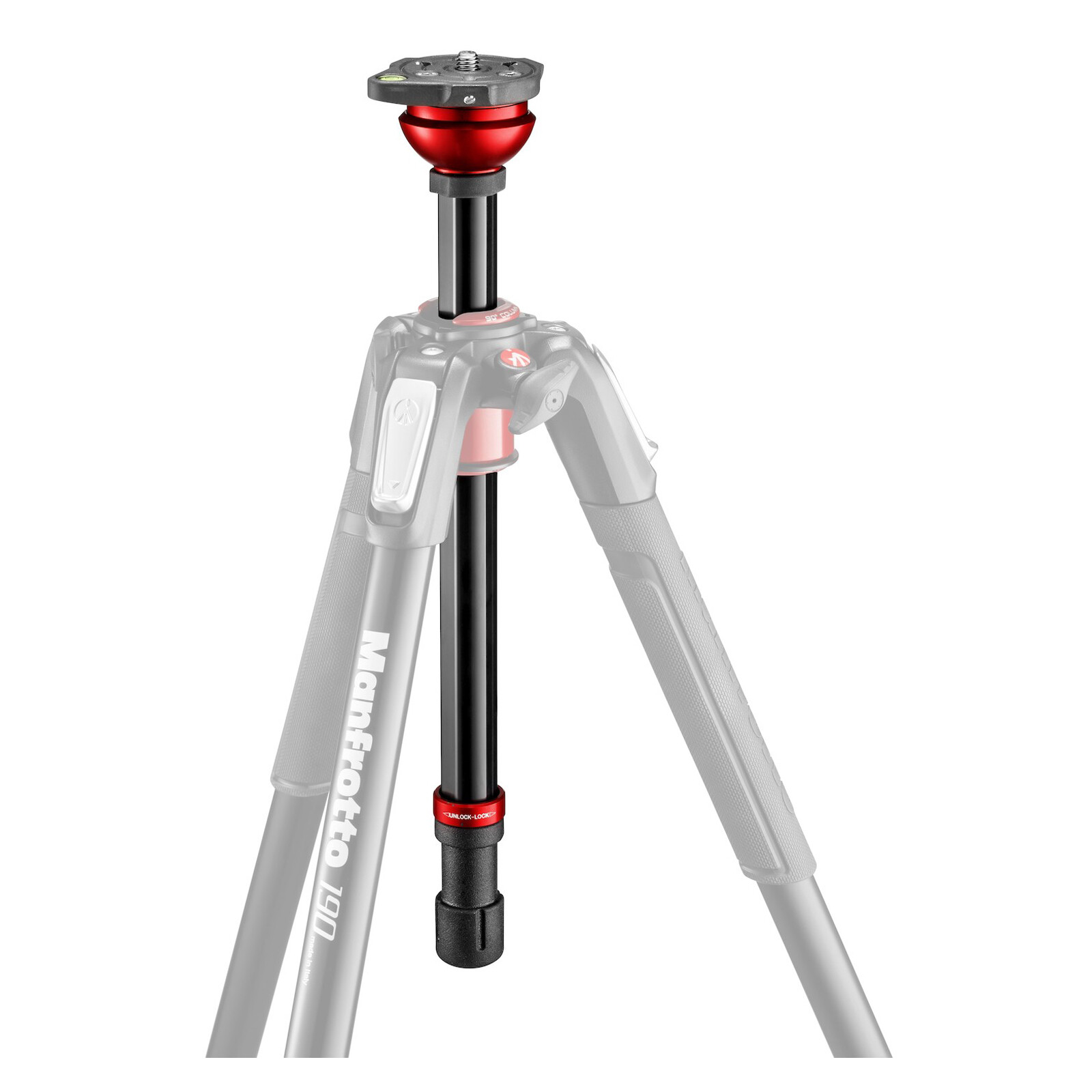 Manfrotto 190LC Nivellier Mittelsäule