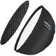 Walimex pro Studio Line Beauty Dish Softbox QA65 Aurora/Bowe