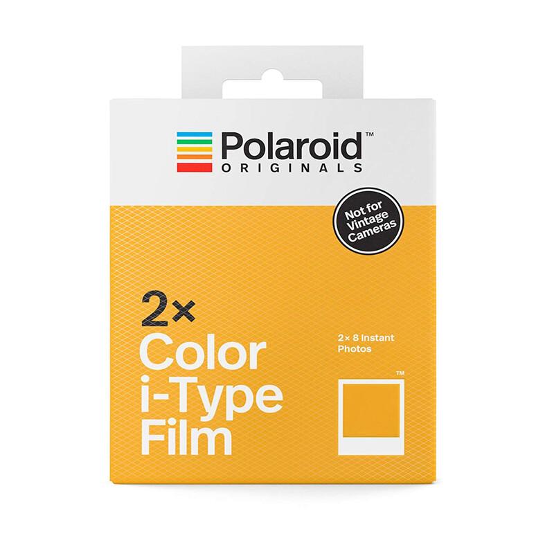 Polaroid i-Type Color Doppelpack