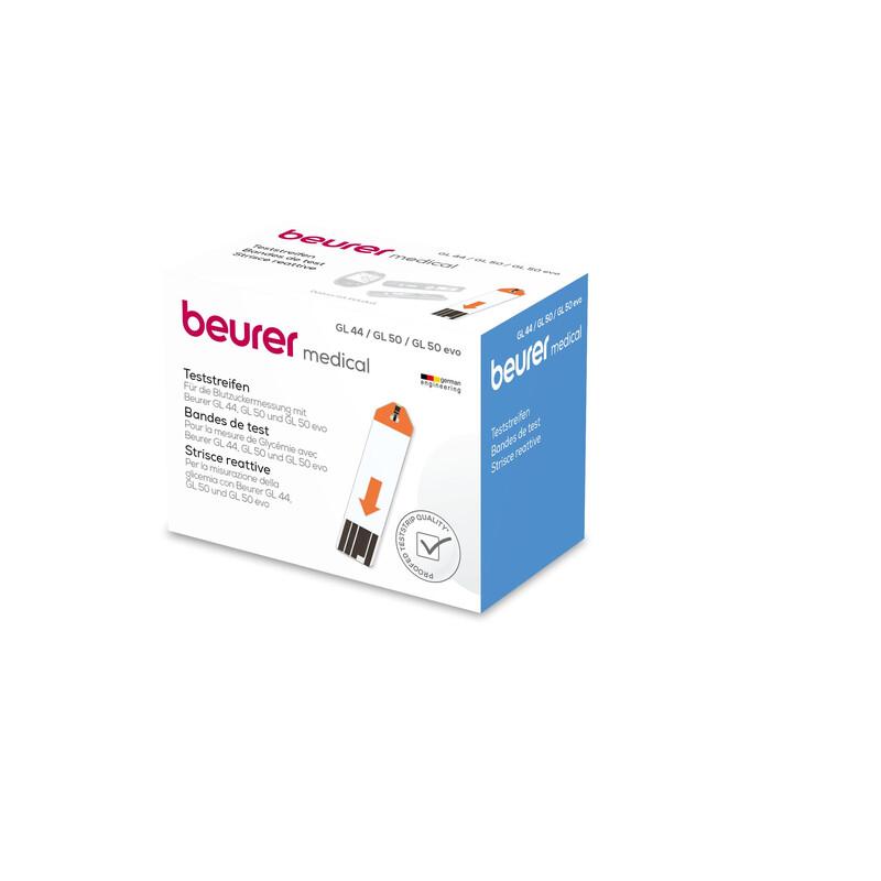 Beurer GL 44 lean + 1 x 25 Teststreifen