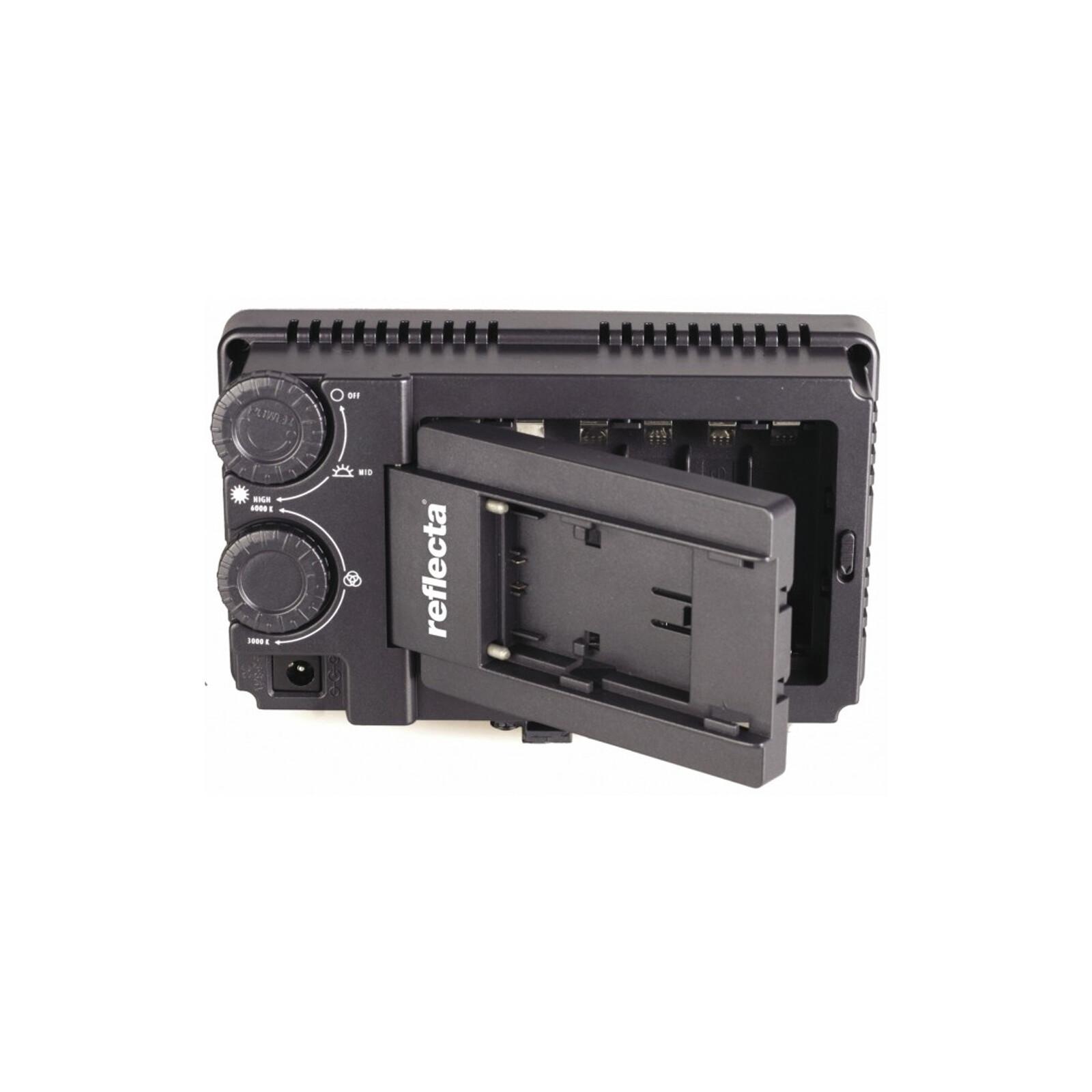 Reflecta RPL-210 VCT LED Videoleuchte