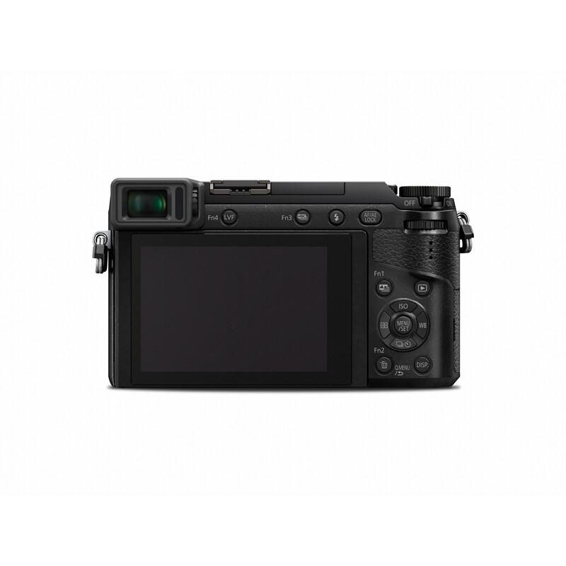 Panasonic DMC-GX80 + 12-32/3,5-5,6 Schwarz