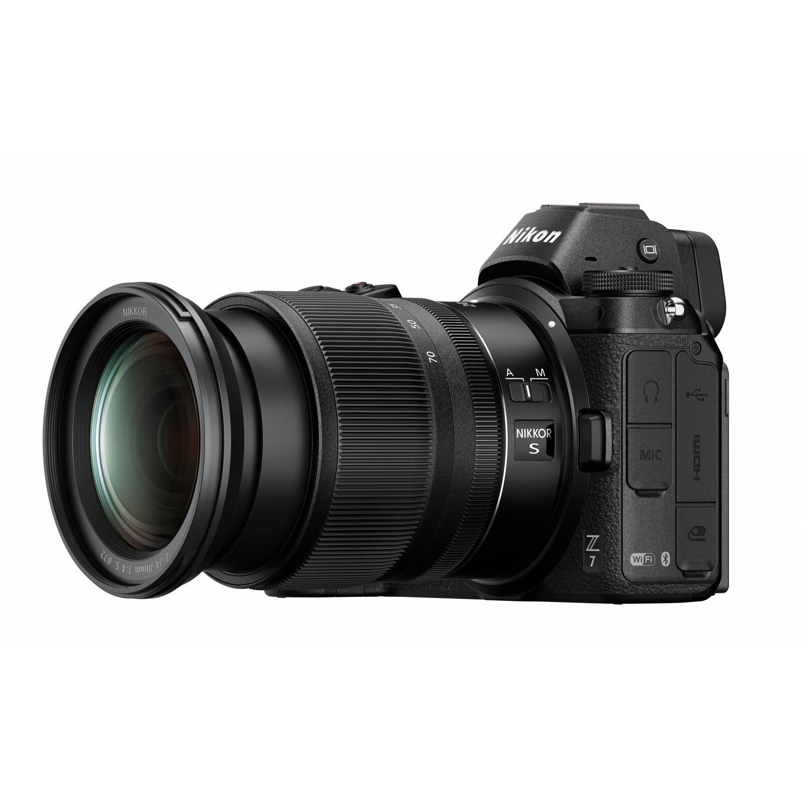 Nikon Z7 + 24-70/4,0 + 64GB XQD Speicherkarte