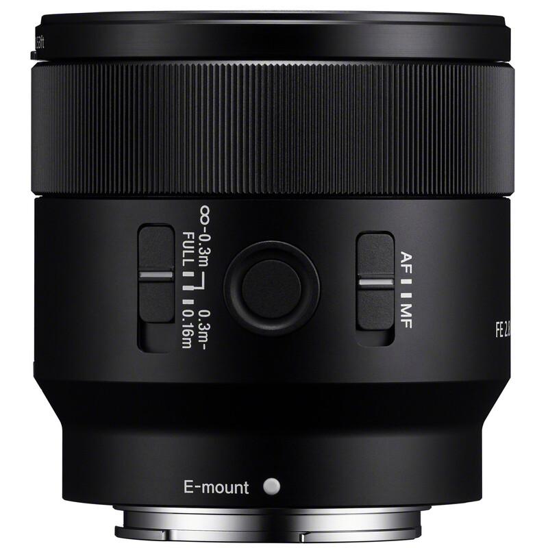 Sony SEL 50/2,8 Makro + UV Filter