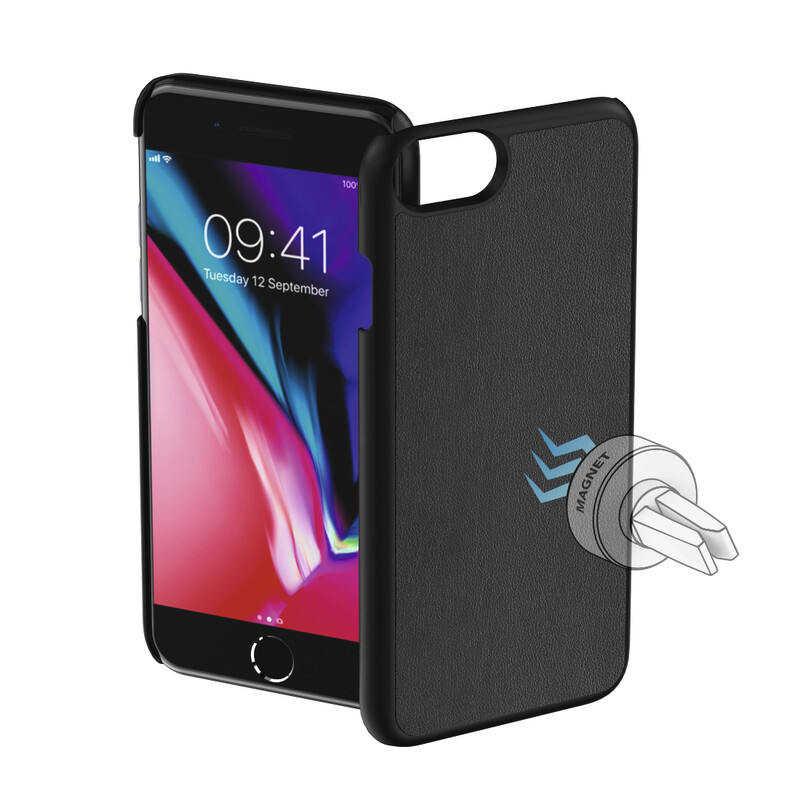 Hama Back Cover Magnet Apple iPhone 6/6s/7/8 Black