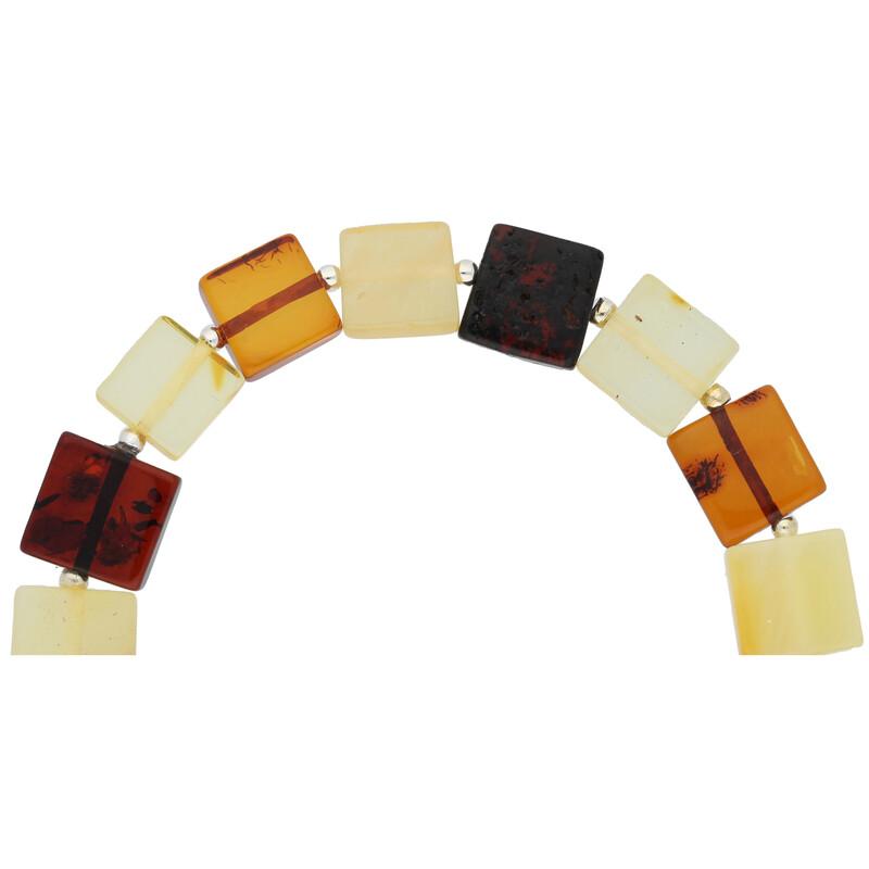 Bersteinarmband elastisch