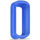 Garmin Edge 830 Silikon Hülle blau