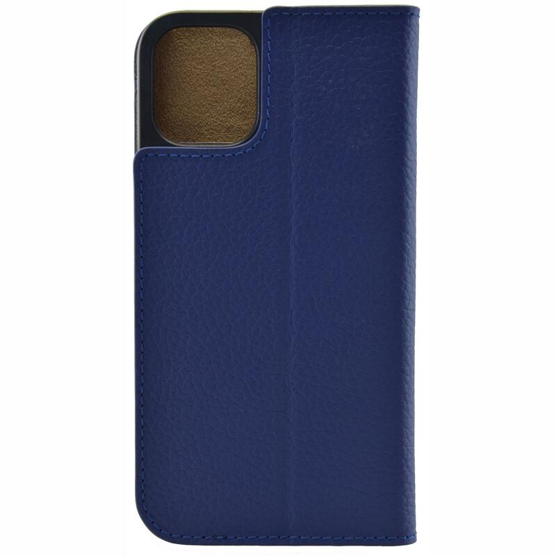 Galeli Booktasche MARC Apple iPhone 12 deep blue