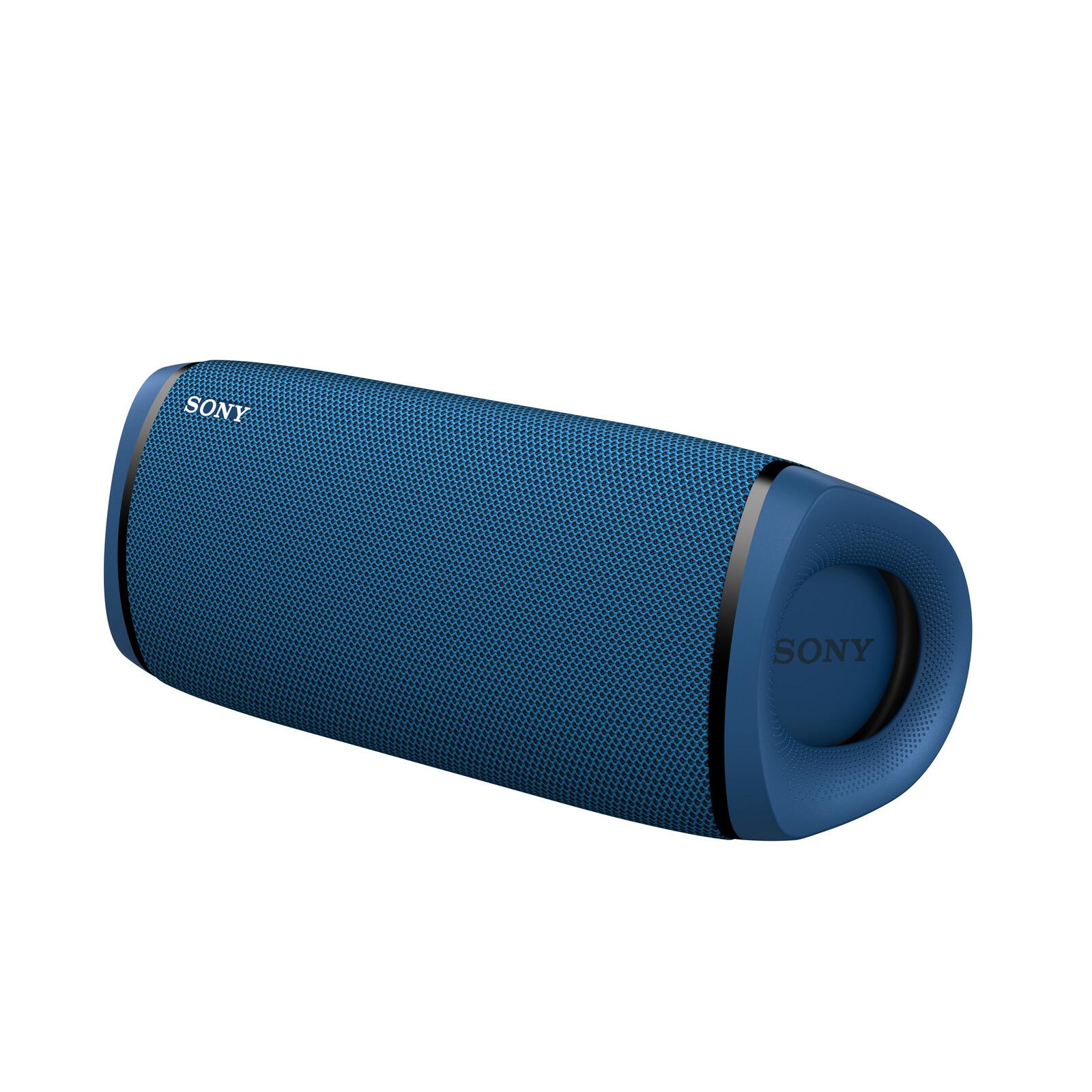 Sony SRS-XB43L Bluetooth Speaker blau