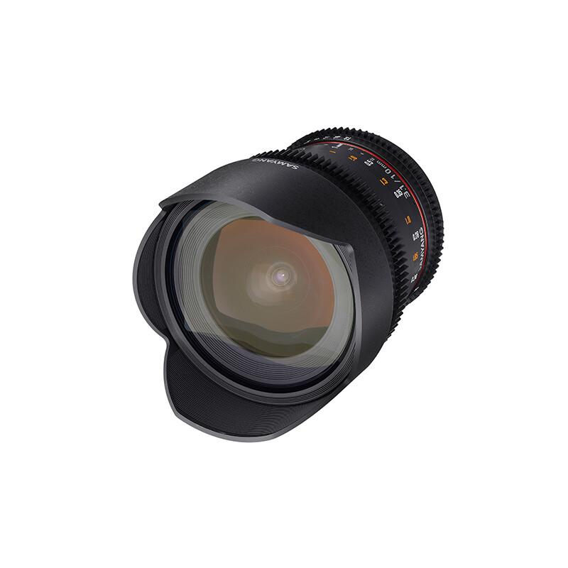 Samyang MF 10/3,1 Video APS-C Sony E