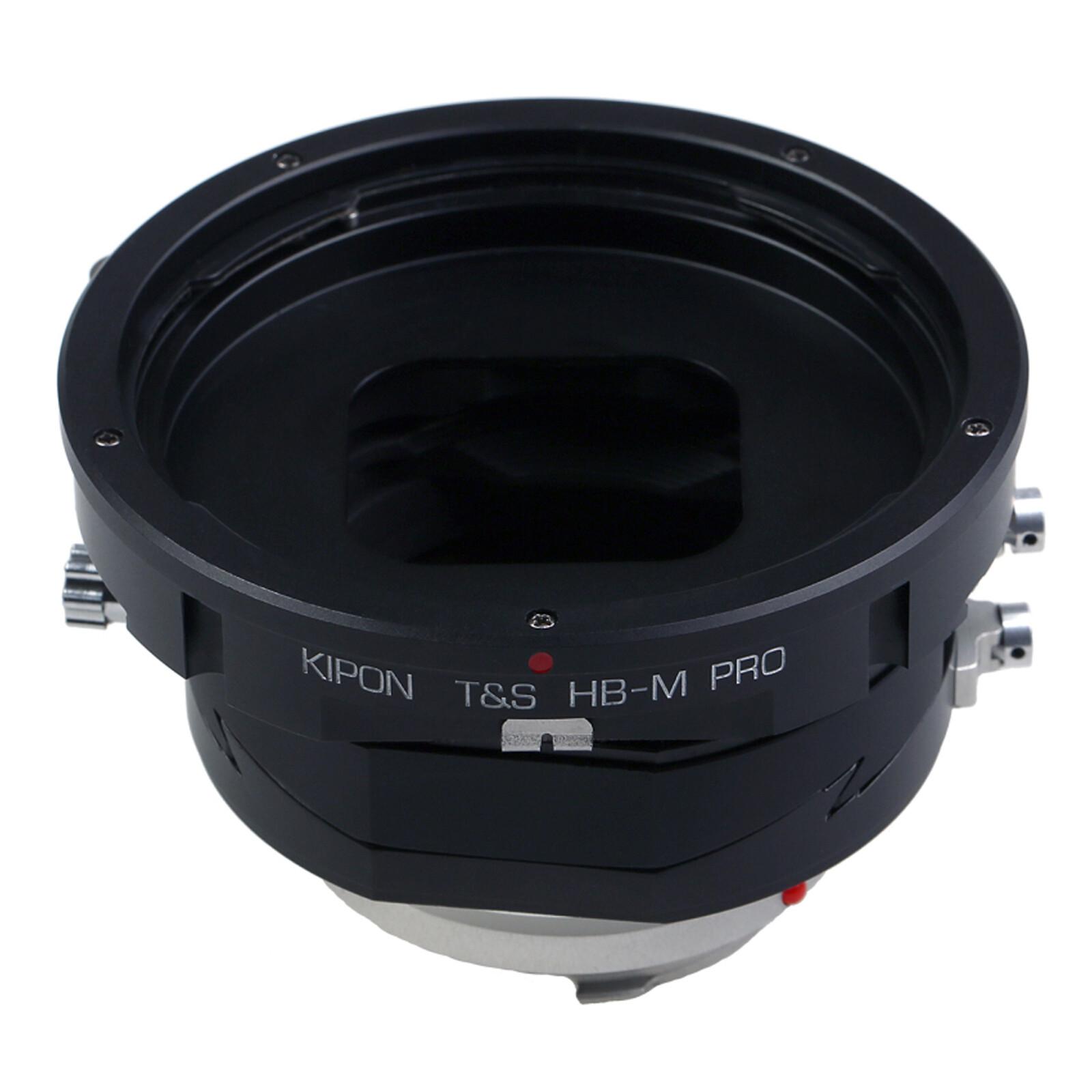 Kipon Pro T-S Adapter für Hasselblad auf Leica M