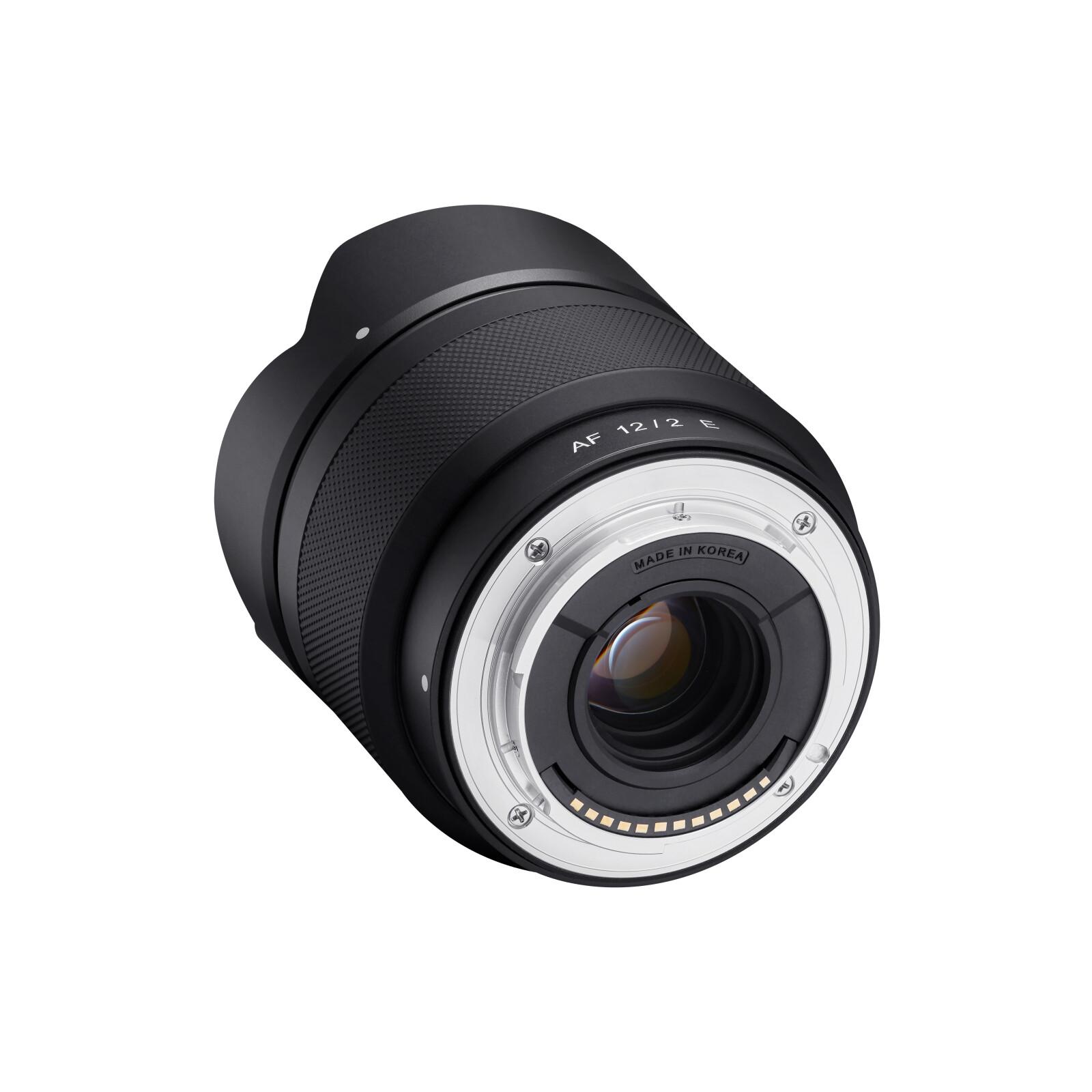 Samyang AF 12/2,0 Sony E