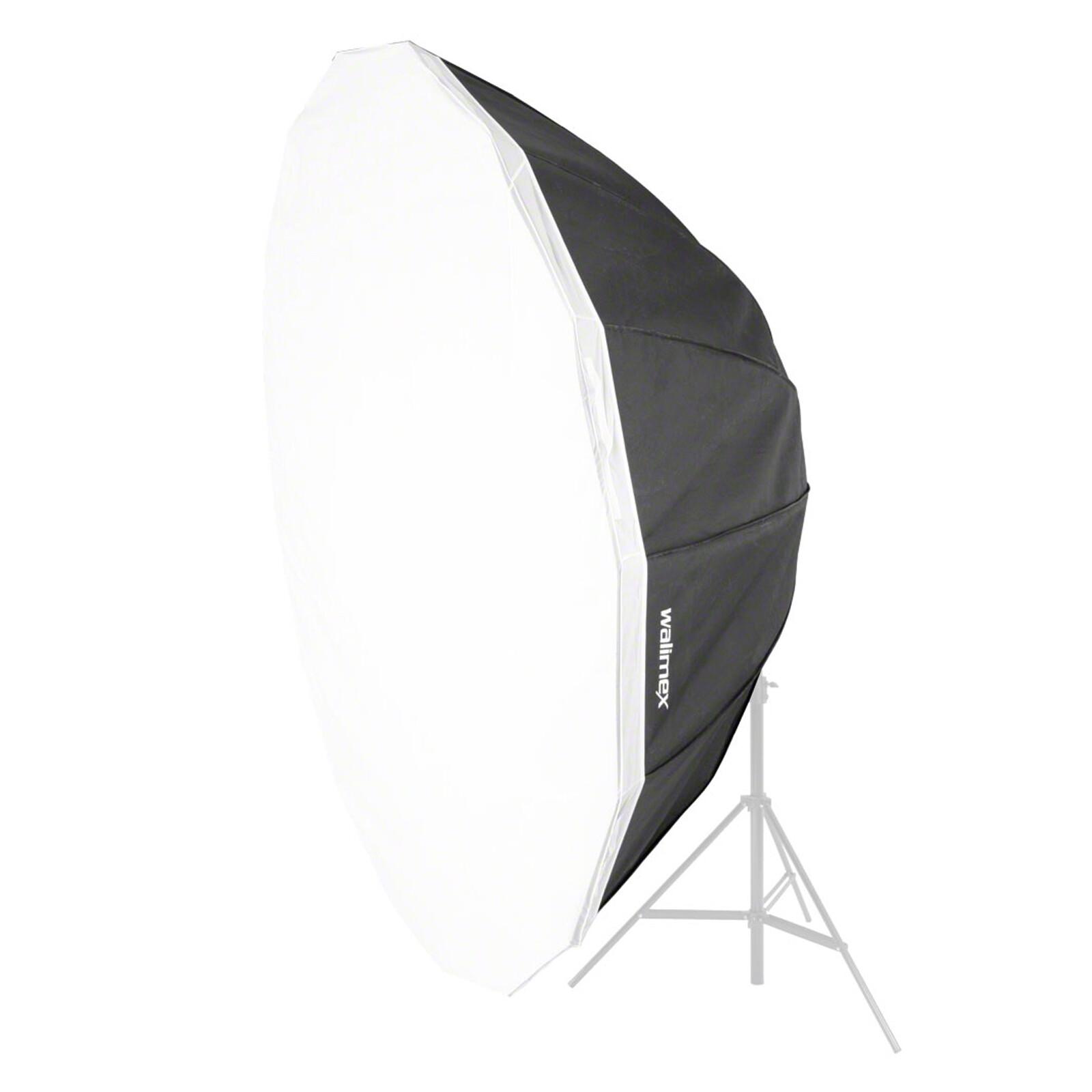 walimex pro 16-Winkel-Softbox Ø240cm Hensel EH