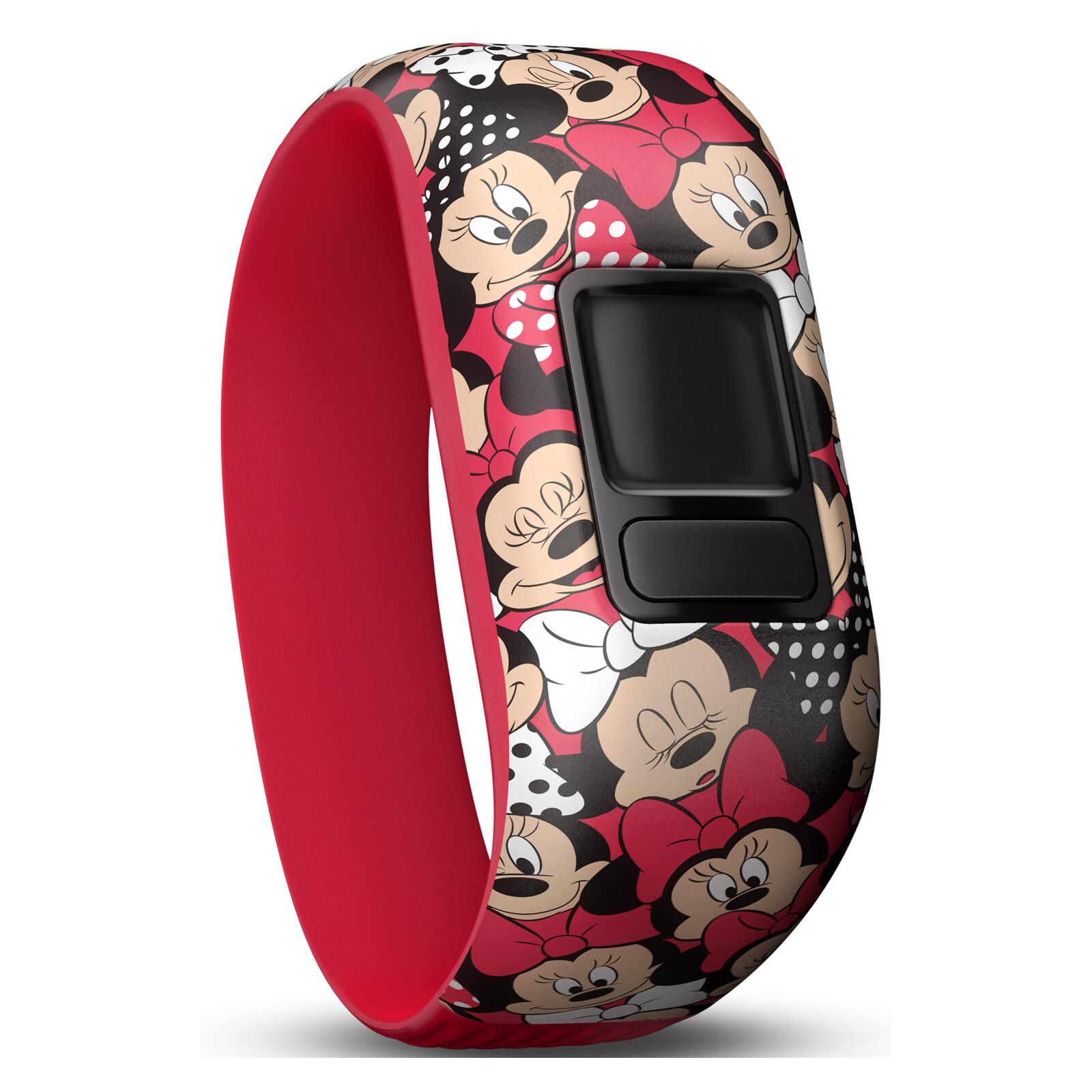 Garmin Disney Minnie Mouse Band elastisch