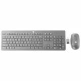 HP Slim Wireless Tastatur und Maus