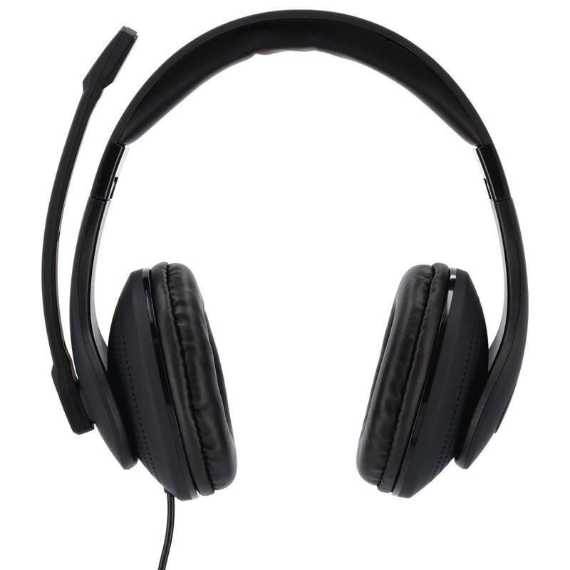 Hama 139924 PC Office Headset HS-USB300 Stereo