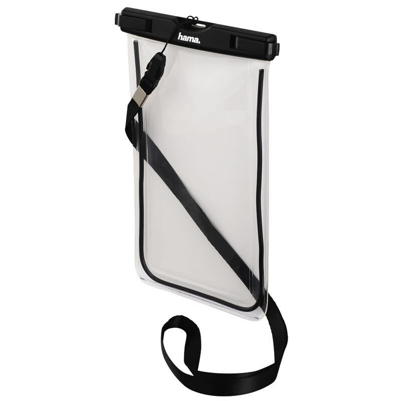 Hama Smartphone Outdoor Tasche XXL schwarz