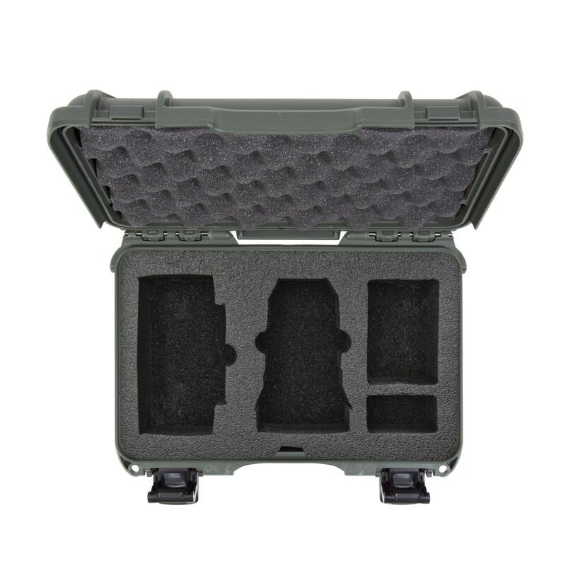 Nanuk Case 909 Olive f. DJI Mavic Mini