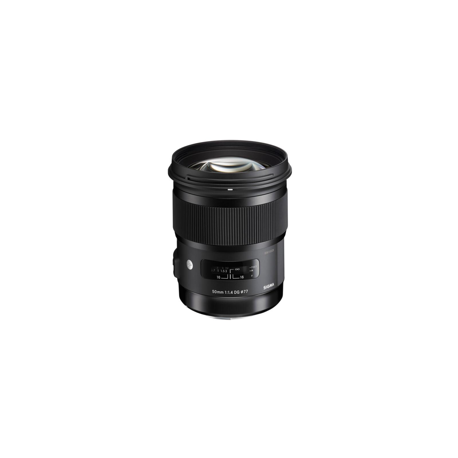 Sigma ART 50/1,4 DG HSM Nikon + UV Filter