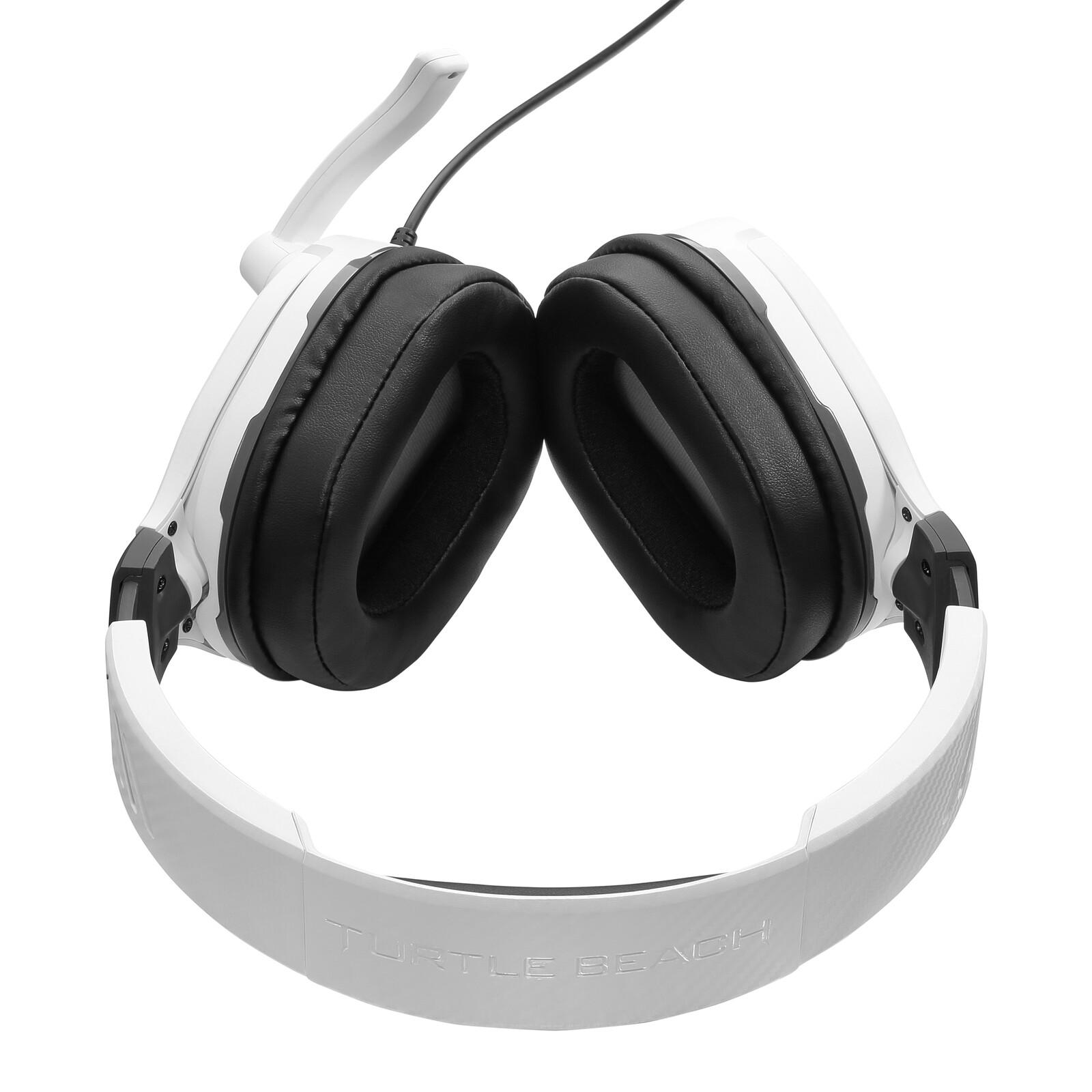 Turtle Beach Recon 200 Gaming Headset mit Verstärker weiß