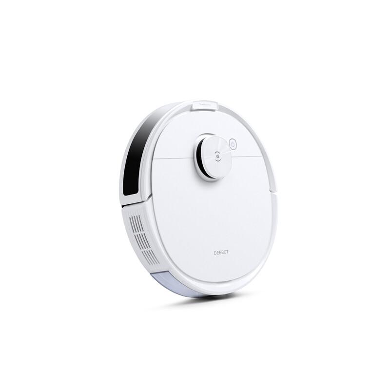Ecovacs Deebot N8+ White