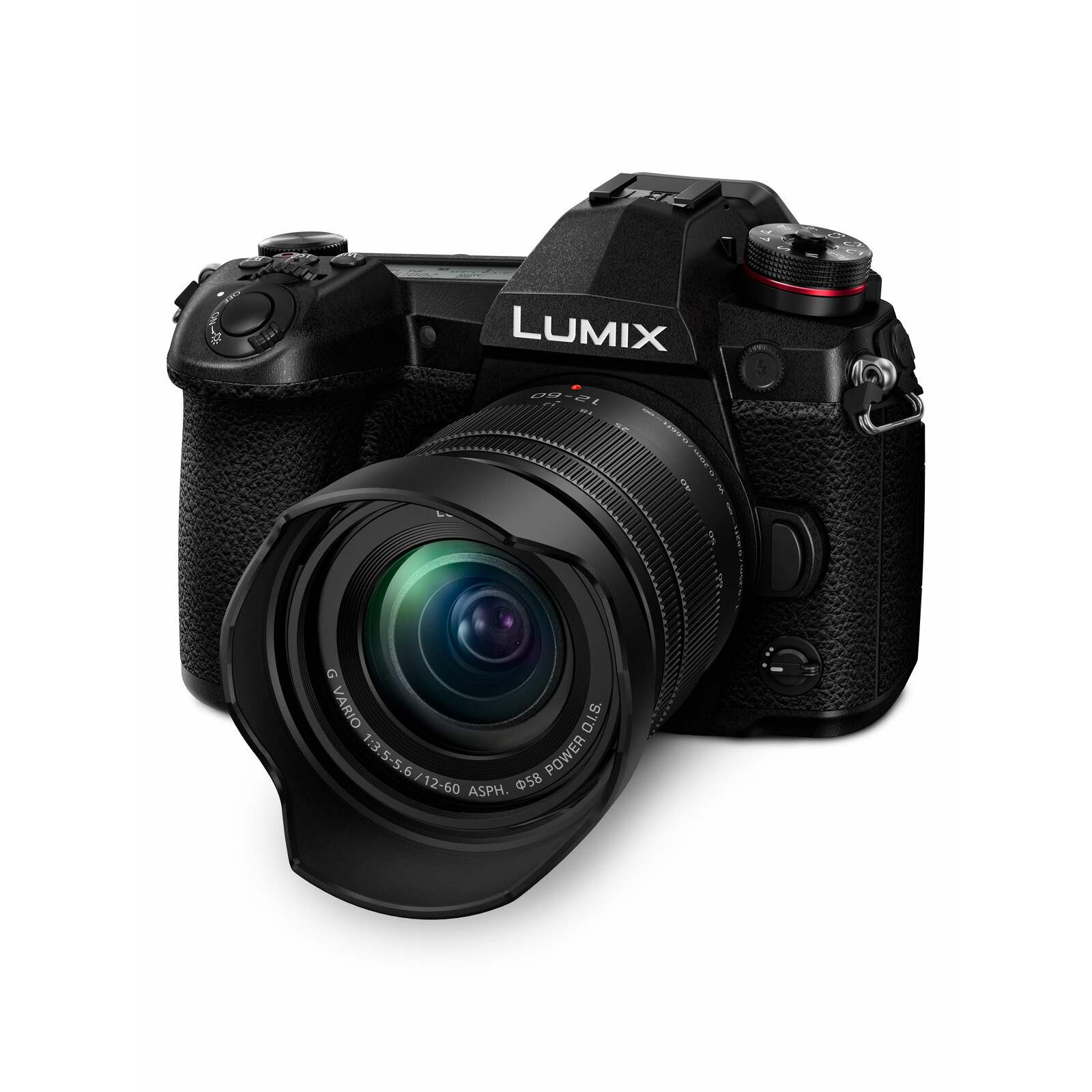 Panasonic DC-G9MEG-K Lumix G + 12-60/3.5-5.6