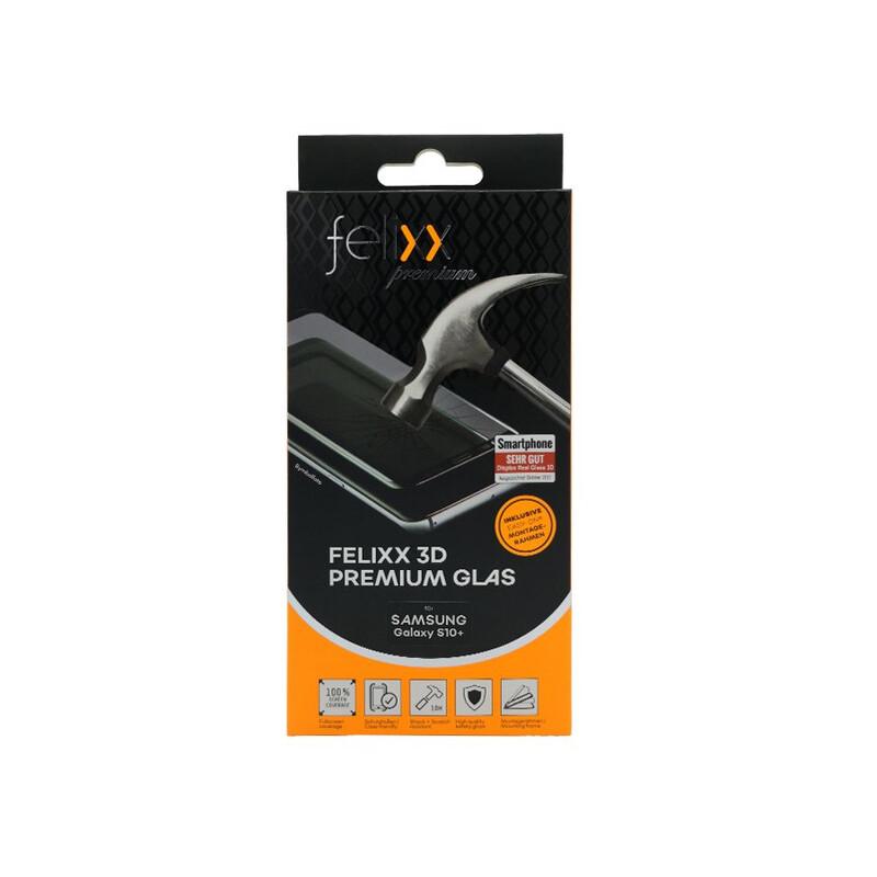 Felixx Glas Full 3D CF Samsung Galaxy S10 Plus