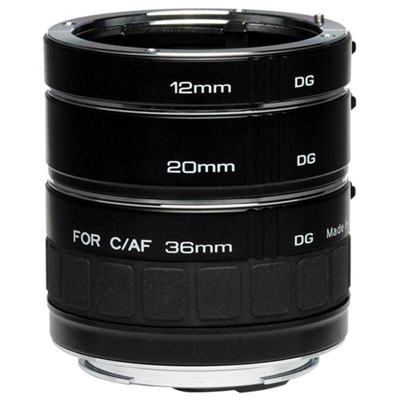 Kenko Zwischenring Set 12/20/36 Canon AF