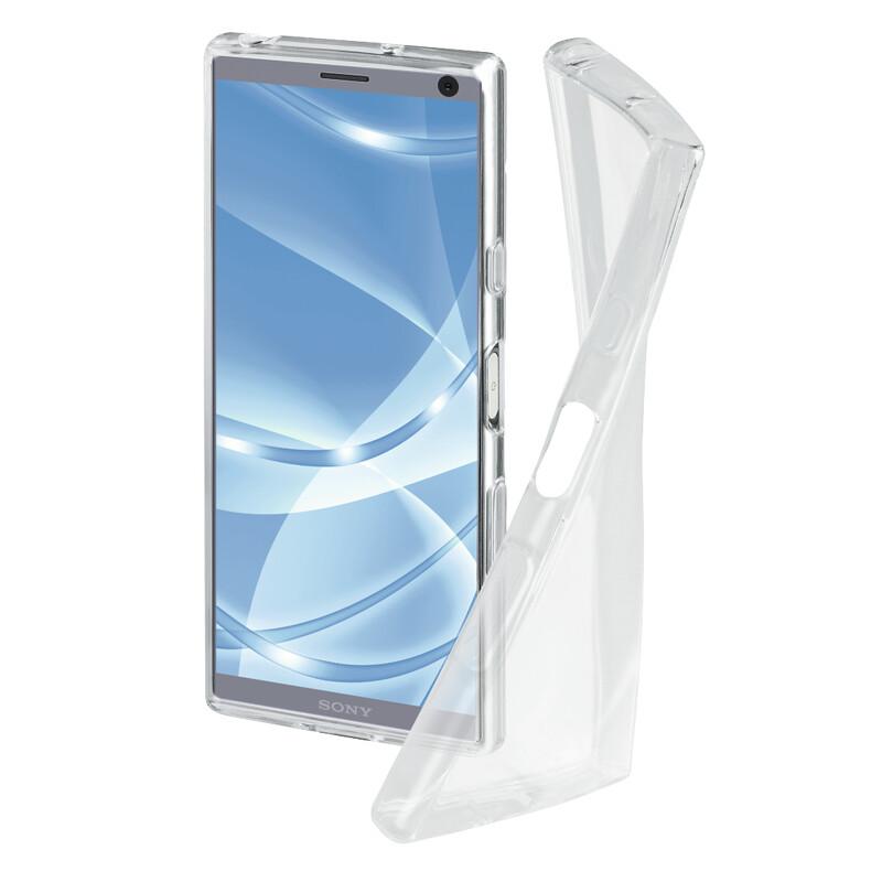 Hama Back Cover Xperia 10Plus Clear
