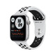 Apple Watch Nike Series 6 GPS Alu silber 44mm platinum