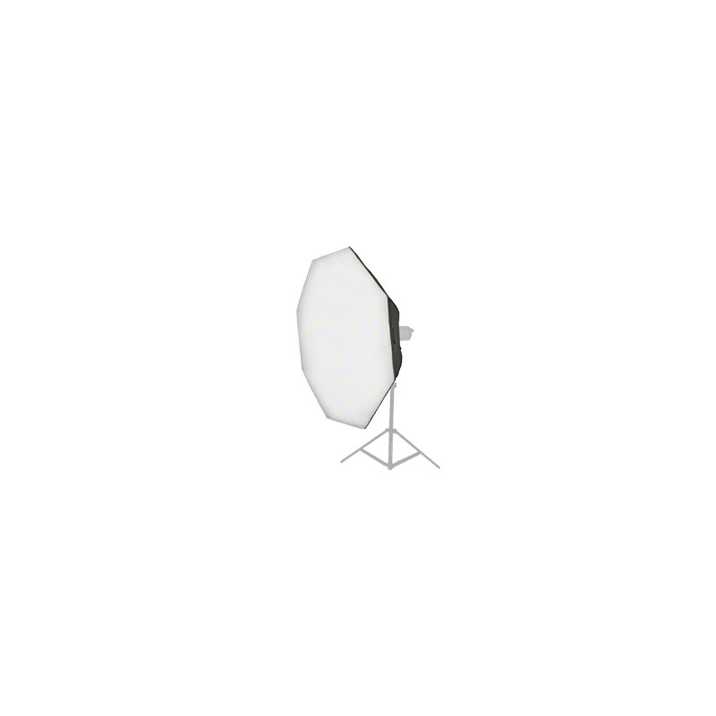 walimex pro Octagon Softbox Ø140cm + Univ. Adapter
