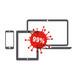 Displex Power Wipes - Wirkt gegen Bakterien und Viren