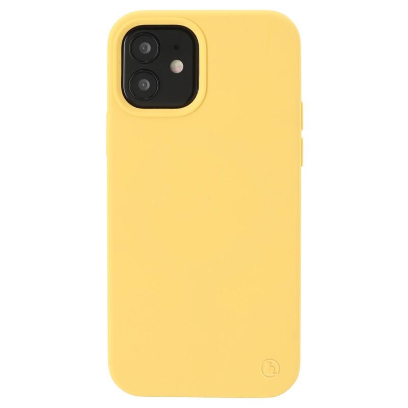 Hama Back MagSafe Apple iPhone 12/12 Pro Gelb