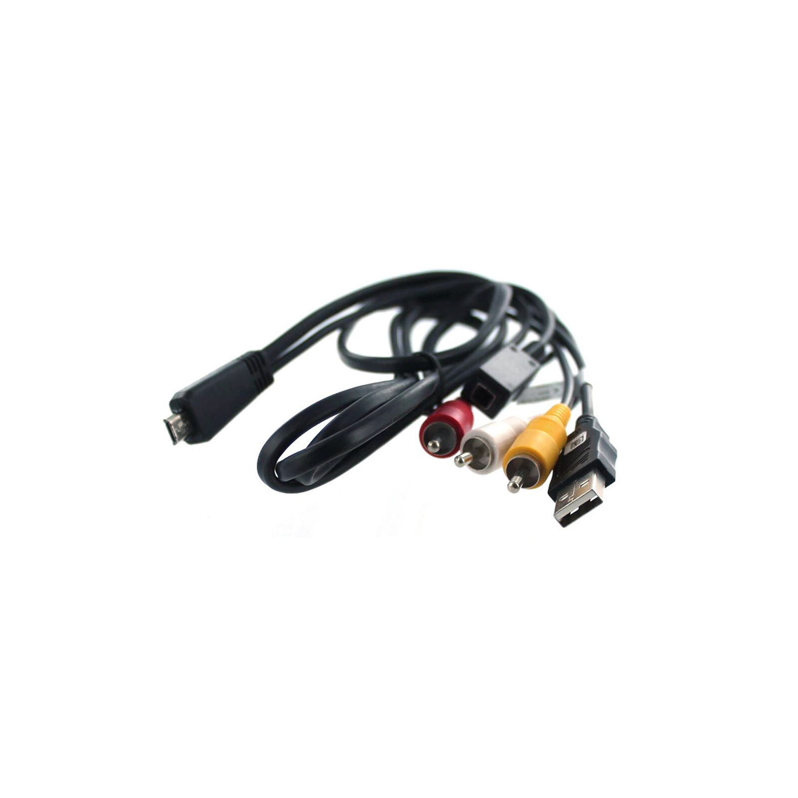 AGI 4410 USB-/AV-Verbindungskabel Sony DSC-HX7V