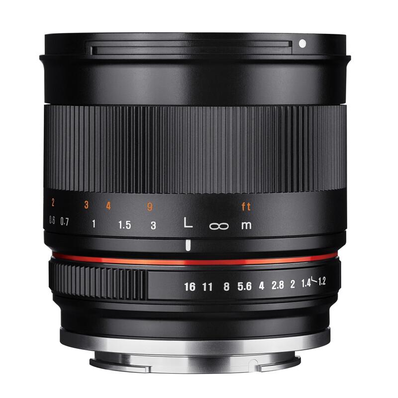 Samyang MF 35/1,2 Canon M