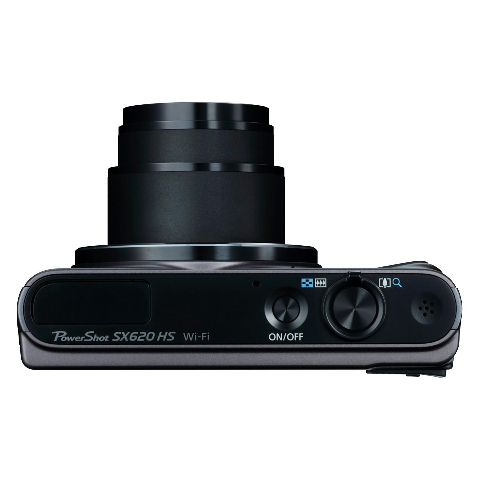 Canon PowerShot SX620 HS Schwarz