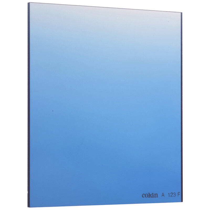 Cokin A123F Verlauf Blau 2F
